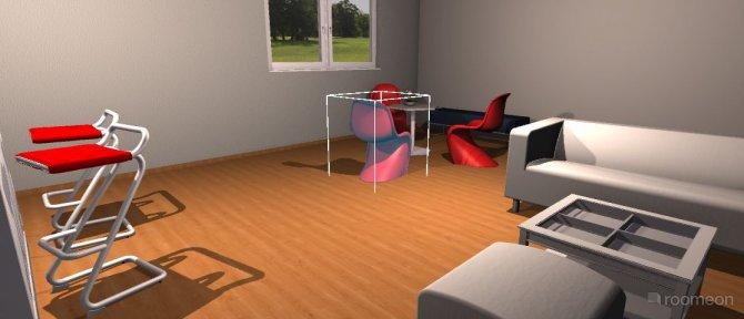 Raumgestaltung Raum der Begegnung 2 in der Kategorie Küche