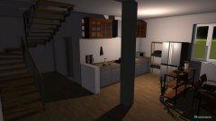 Raumgestaltung razo in der Kategorie Küche