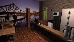 Raumgestaltung restaurant 1 in der Kategorie Küche