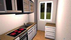 Raumgestaltung Riehler Tal in der Kategorie Küche