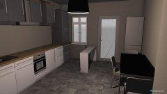 Raumgestaltung samzareulo in der Kategorie Küche
