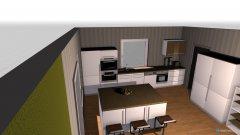 Raumgestaltung saras kök nere in der Kategorie Küche