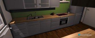 Raumgestaltung sch in der Kategorie Küche