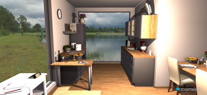 Raumgestaltung Seetime in der Kategorie Küche