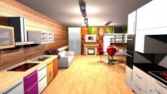 Raumgestaltung SHOW ROOM in der Kategorie Küche
