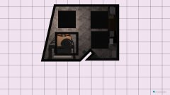 Raumgestaltung Simple in der Kategorie Küche