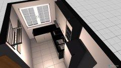 Raumgestaltung Sofienstr. 10 Küche in der Kategorie Küche