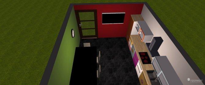 Raumgestaltung sonja Küche in der Kategorie Küche
