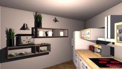 Raumgestaltung Sowi Küche in der Kategorie Küche