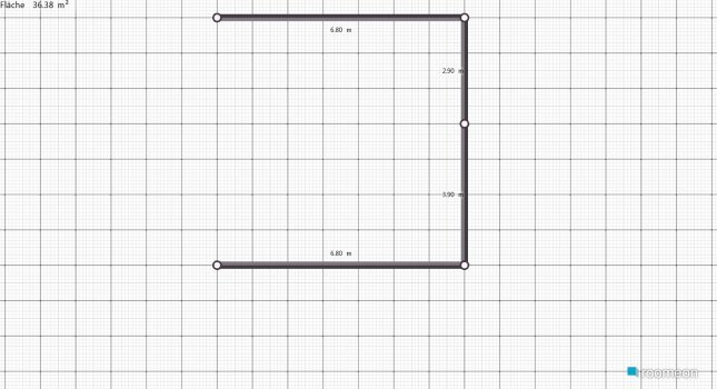 Raumgestaltung Steffi+Woifi in der Kategorie Küche