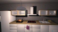 Raumgestaltung summer time  in der Kategorie Küche
