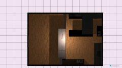 Raumgestaltung Takeaway in der Kategorie Küche