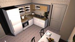 Raumgestaltung Tante Evas Küche in der Kategorie Küche