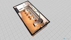 Raumgestaltung Teeküche Dawid-Würth-Schule in der Kategorie Küche
