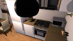 Raumgestaltung Tenniser 2 in der Kategorie Küche