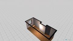 Raumgestaltung testraum in der Kategorie Küche