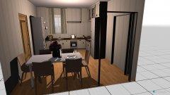 Raumgestaltung thrh in der Kategorie Küche