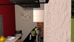 Raumgestaltung Tim und Tascha Küche in der Kategorie Küche