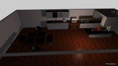 Raumgestaltung tolunay´s küche in der Kategorie Küche