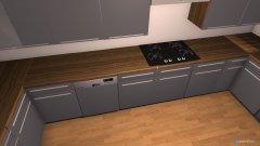 Raumgestaltung tomik in der Kategorie Küche