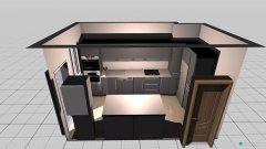 Raumgestaltung TR1 in der Kategorie Küche