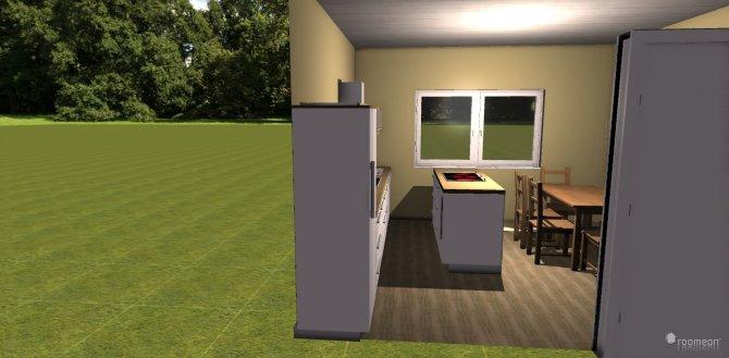 Raumgestaltung Türkei Küche 2 in der Kategorie Küche