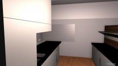 Raumgestaltung tugays küche in der Kategorie Küche