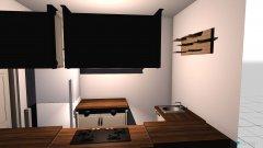 Raumgestaltung Umbau Küche  in der Kategorie Küche