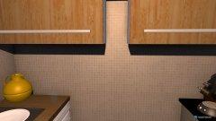 Raumgestaltung unsere kleine küche in der Kategorie Küche