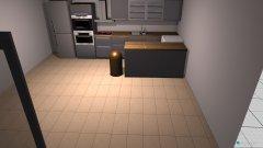 Raumgestaltung unsere küche :D in der Kategorie Küche