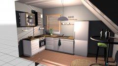 Raumgestaltung unsere Küche1 in der Kategorie Küche