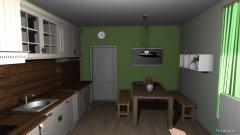 Raumgestaltung unsere küche in der Kategorie Küche