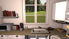 Raumgestaltung Unsere neue Wohnung - Küche in der Kategorie Küche