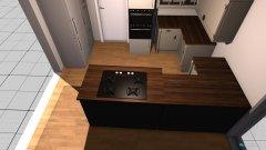 Raumgestaltung Unsere Super duper puvviiiiküche in der Kategorie Küche