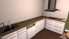 Raumgestaltung unten neu in der Kategorie Küche