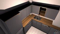 Raumgestaltung usingen küche in der Kategorie Küche