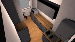 Raumgestaltung Vaalser2 in der Kategorie Küche