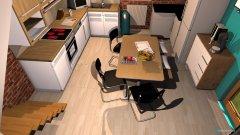 Raumgestaltung Versuch 3 in der Kategorie Küche