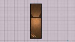 Raumgestaltung Versuch1 in der Kategorie Küche