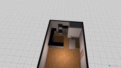 Raumgestaltung versuch in der Kategorie Küche