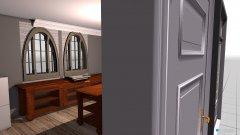 Raumgestaltung Villa Wittenau in der Kategorie Küche