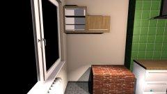 Raumgestaltung Virtuve - prec in der Kategorie Küche