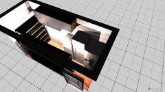 Raumgestaltung Vorratskammer in der Kategorie Küche