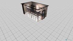 Raumgestaltung Vorratsraum in der Kategorie Küche