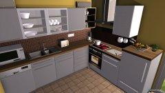 Raumgestaltung WATP Küche in der Kategorie Küche