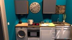 Raumgestaltung Wenk Küche in der Kategorie Küche