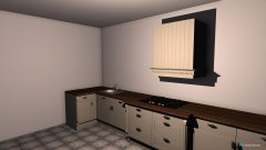 Raumgestaltung Wilde Gut  Küche in der Kategorie Küche