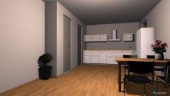 Raumgestaltung Wohn esss küche in der Kategorie Küche