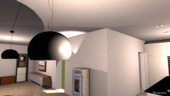 Raumgestaltung Wohnen & Essen in der Kategorie Küche