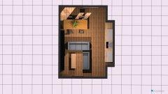Raumgestaltung Wohnküche-Rinnkart9 in der Kategorie Küche